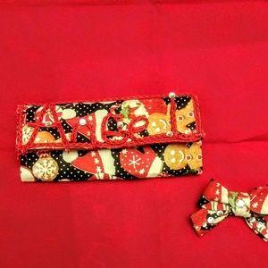 Handbags - Christmas wallet